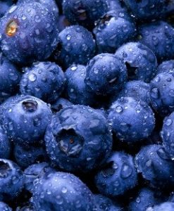 Hương Việt Quất - Blueberry